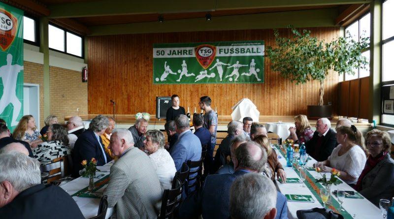 Fotos: 50 Jahre Fussballabteilung